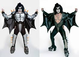 Halloween Costumes Kiss Everythingkiss Play Kiss Costumes
