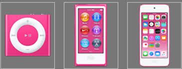 itunes 12 2 update indicates new gold dark blue dark pink ipod