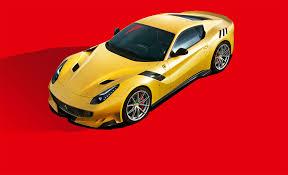 Ferrari F12 Yellow - 2016 u0027s most wanted 12 ferrari f12 tdf car december 2015 by car