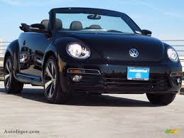 volkswagen bug black 2014 volkswagen beetle r line convertible in deep black pearl
