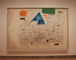 basquiat u0027s rarely seen notebooks open at the brooklyn museum