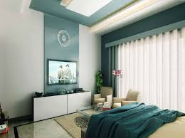 colour combination of hall home interior wall decoration