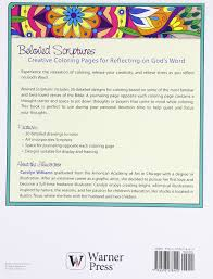 beloved scriptures creative coloring pages for reflecting on
