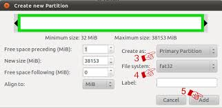 format as fat32 ubuntu how to format a usb external hard drive for linux