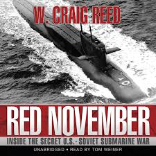 download red november audiobook by w craig reed for just 5 95