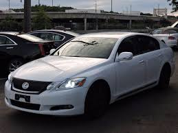 black lexus 2008 used 2008 lexus gs 350 3 5 sl at auto house usa saugus