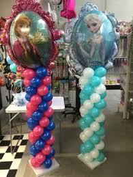 frozen balloons frozen balloon decorations decorations for zari