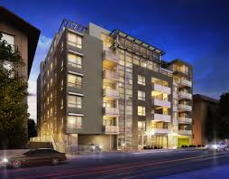 modern apartment building and apartment building plans modern