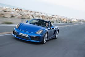 porsche models 2016 2016 porsche boxster spyder second drive review