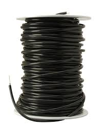 Southwire In Wall Digital 7 by Southwire 54702 Solid Underground Sprinkler System Wire 18 Gauge