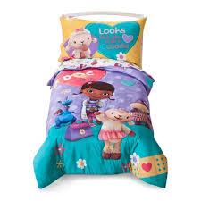 Doc Mcstuffins Toddler Bed Set Doc Mcstuffins Toddler Bed Set Reversible Disney Target