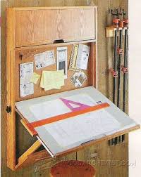 Drafting Table Plans Fold Drafting Table Plans Workshop Solutions Plans Tips