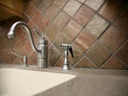 Removing Kitchen Tile Backsplash Installing A Tile Backsplash In Your Kitchen Hgtv How To Install