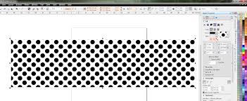 pattern fill coreldraw x6 pattern fill hilariously large minimum pattern limit coreldraw x6