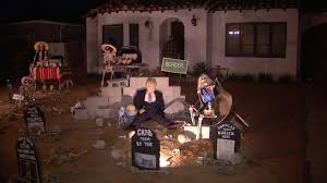 woman says scariest halloween decoration is trump as president