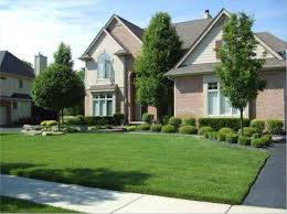 large size modern front yard landscape design ideas the garden and