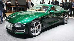 bentley green meet bentley u0027s two seat u0027speed 6 u0027 concept top gear