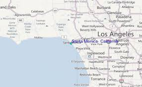 santa california map santa california tide station location guide