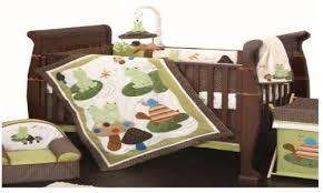 Frog Crib Bedding Best Frog Baby Bedding For Baby Boy Vine Dine King Bed Frog