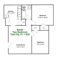 two bedroom floor plan photos and video wylielauderhouse com