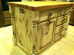 distressed kitchen island u2013 subscribed me