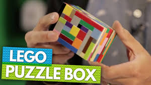 Plans To Make A Toy Box by How To Build A Lego Puzzle Box Brick X Brick Youtube
