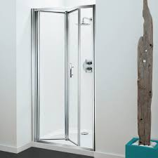 Showerlux Shower Doors 25 Photos Bi Fold Glass Doors For Shower Blessed Door