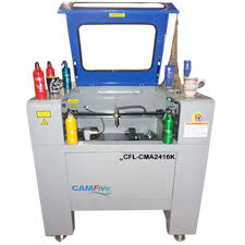 Laser Cutter Ventilation Camfive Laser Cutting And Engraving Machine Cfl Cma2416k