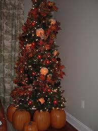my indoor autumn decorated tree autumn autumn