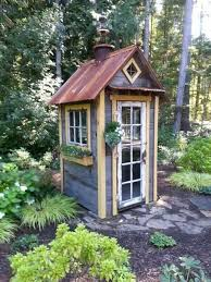 Cottage Backyard Ideas Best 25 Rustic Shed Ideas On Pinterest Rustic Potting Benches