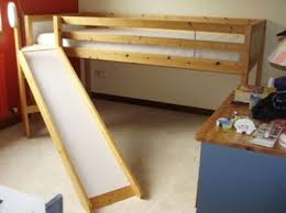 Beautiful Bunk Bed With Slide Ikea Beds Cool Stairs S On Ideas - Ikea bunk bed slide