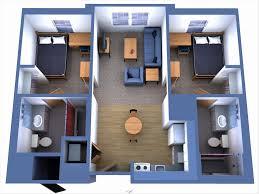 71 Best graph Modern 2 Bedroom Apartment Floor Plans