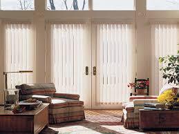 window treatment ideas for doors 3 blind mice patio door window