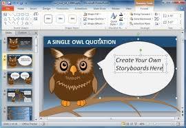 storyboard template powerpoint presentations best storyboard