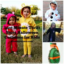 halloween costumes 2015 kids last minute thrift store halloween costumes for kids mommysavers