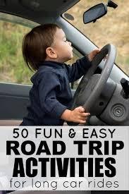 50 fantastic road trip activities for