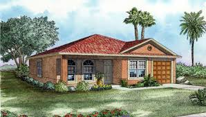 one story starter home or retirement retreat house plan 1243 9861