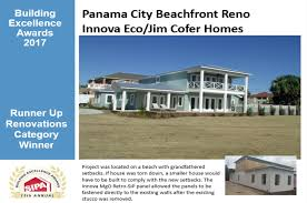 Panel Homes by Innova Eco Building System Is A 2017 Sipa Building Excellence