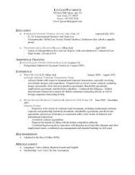 examples of resumes 89 fascinating example job resume format