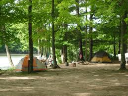 Michigan Campgrounds Map by Huron Manistee National Forests Camping U0026 Cabins Dispersed Camping