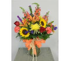 Flowers Glass Vase Fall Glass Vase Arrangement In Utica Ny Chester U0027s Flower Shop