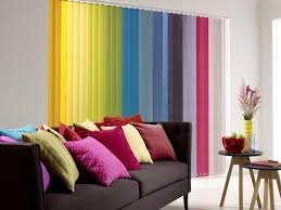 verticle blinds