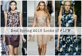 lfw best spring 2015 looks of london fashion week dream in lace
