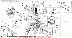 1979 honda cb750k carb diagram on 1979 images tractor service