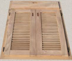 Louvered Cabinet Door Teak Cabi Doors Throughout Louvered Cabi Doors Louvered Louvered