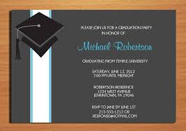 how to make graduation invitations graduate invites college graduation party invitation