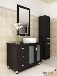 bathroom vessel single sink bathroom vanity decoration ideas