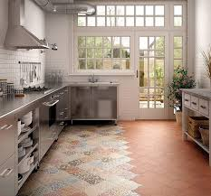 kitchen floor tile ideas pictures 25 creative patchwork tile ideas of color and pattern