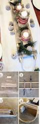 christmas tablescape diy vintage sled