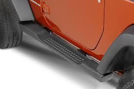 mopar side steps for jeep wrangler unlimited mopar 82210565ad factory style side steps for 07 17 jeep